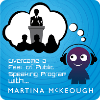 self hypnosis public speaking anxiety