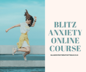 Stop Anxiety online course and downloads