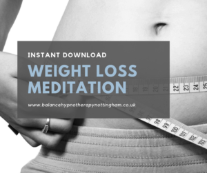 weight loss meditation hypnosis download