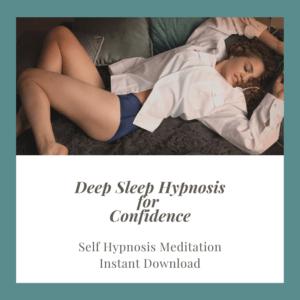 Deep Sleep Hypnosis for Confidence self hypnosis meditation